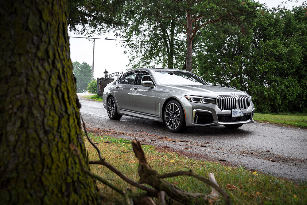 2020 BMW 7 Series canada review