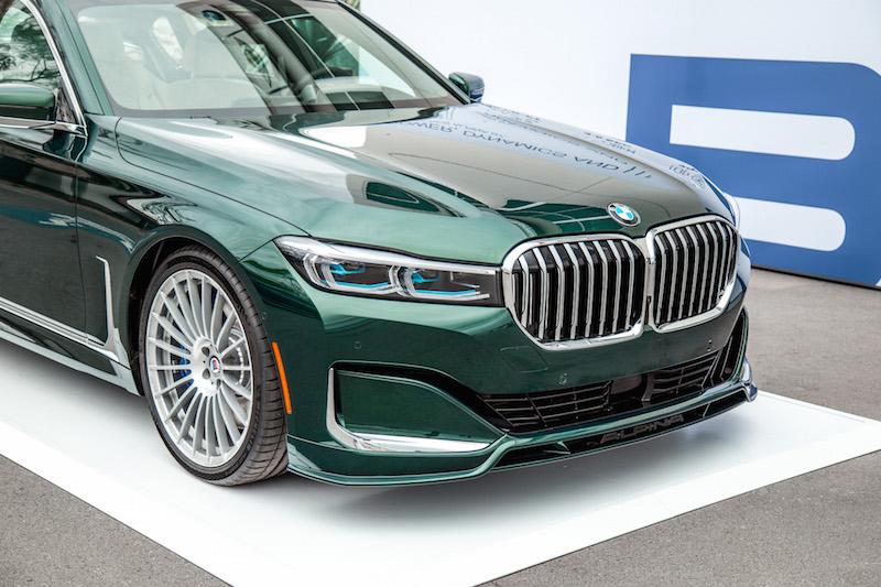 BMW Alpina B7 >> First Look: 2020 BMW Alpina B7 xDrive | CAR