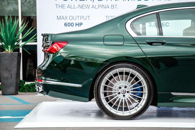 New BMW 7 Series >> First Look: 2020 BMW Alpina B7 xDrive | CAR