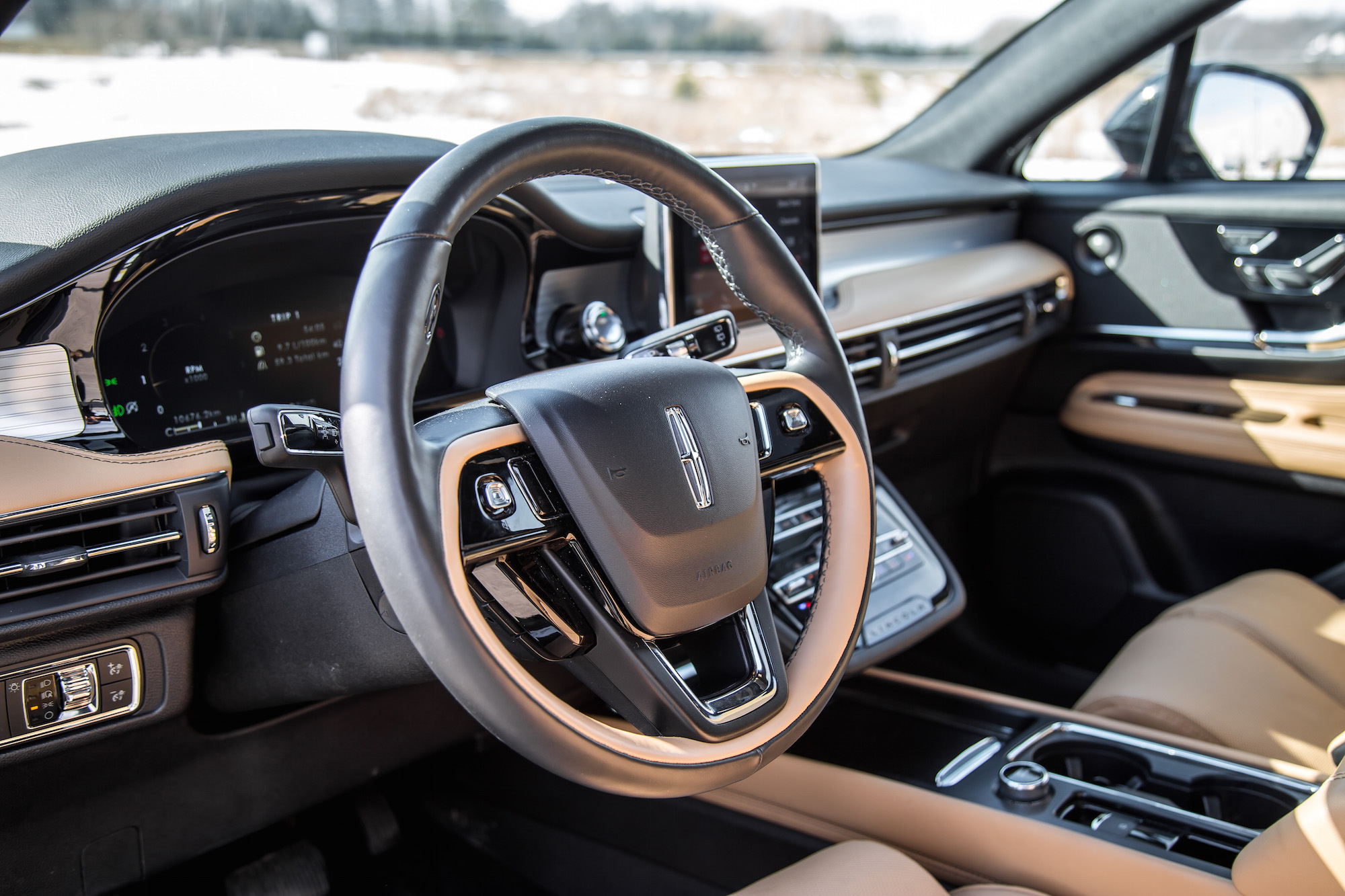 Review 2020 Lincoln Corsair Reserve Car