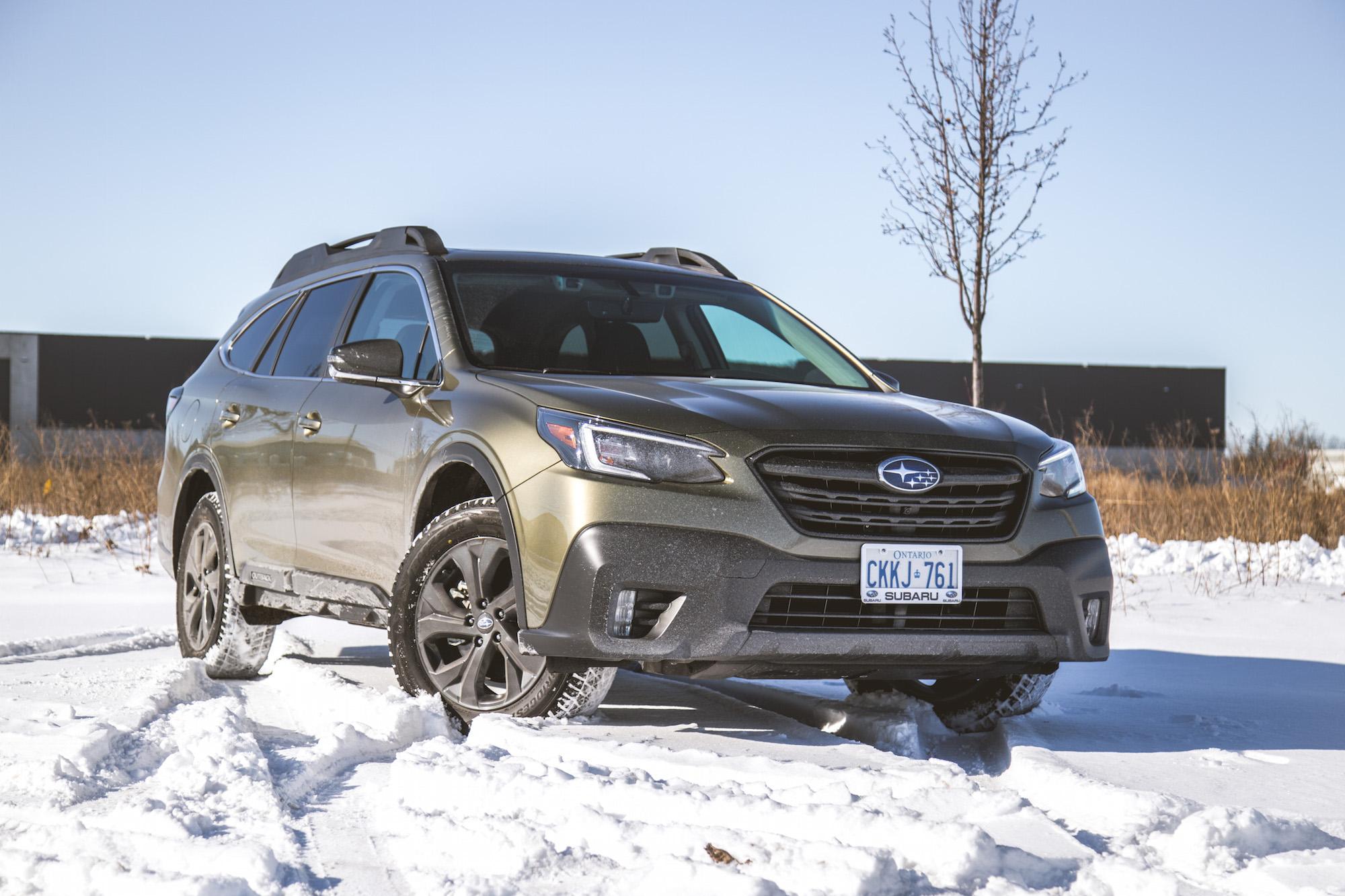 Review 2020 Subaru Outback Outdoor Xt Car