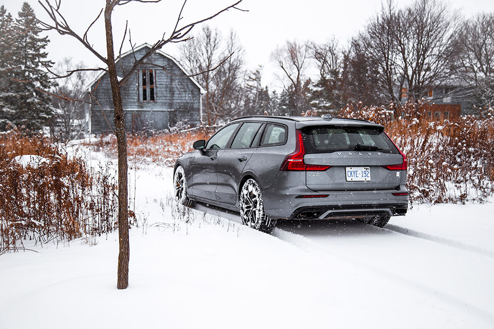2020 Volvo V60 T8 Polestar Engineered