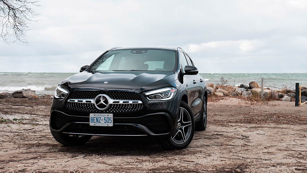 2021 Mercedes-Benz GLA 250 canada first drive review