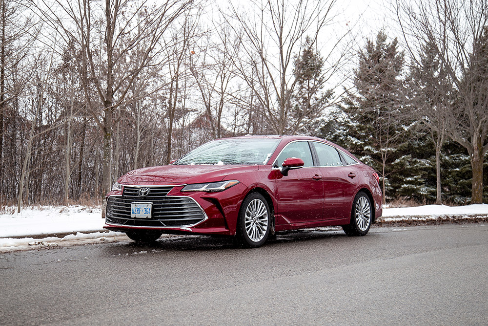 toyota avalon awd limited