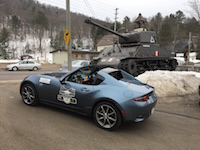 miata and haliburton tank