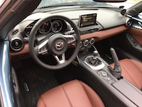 mazda adventure rally mx-5 rf miata gt interior