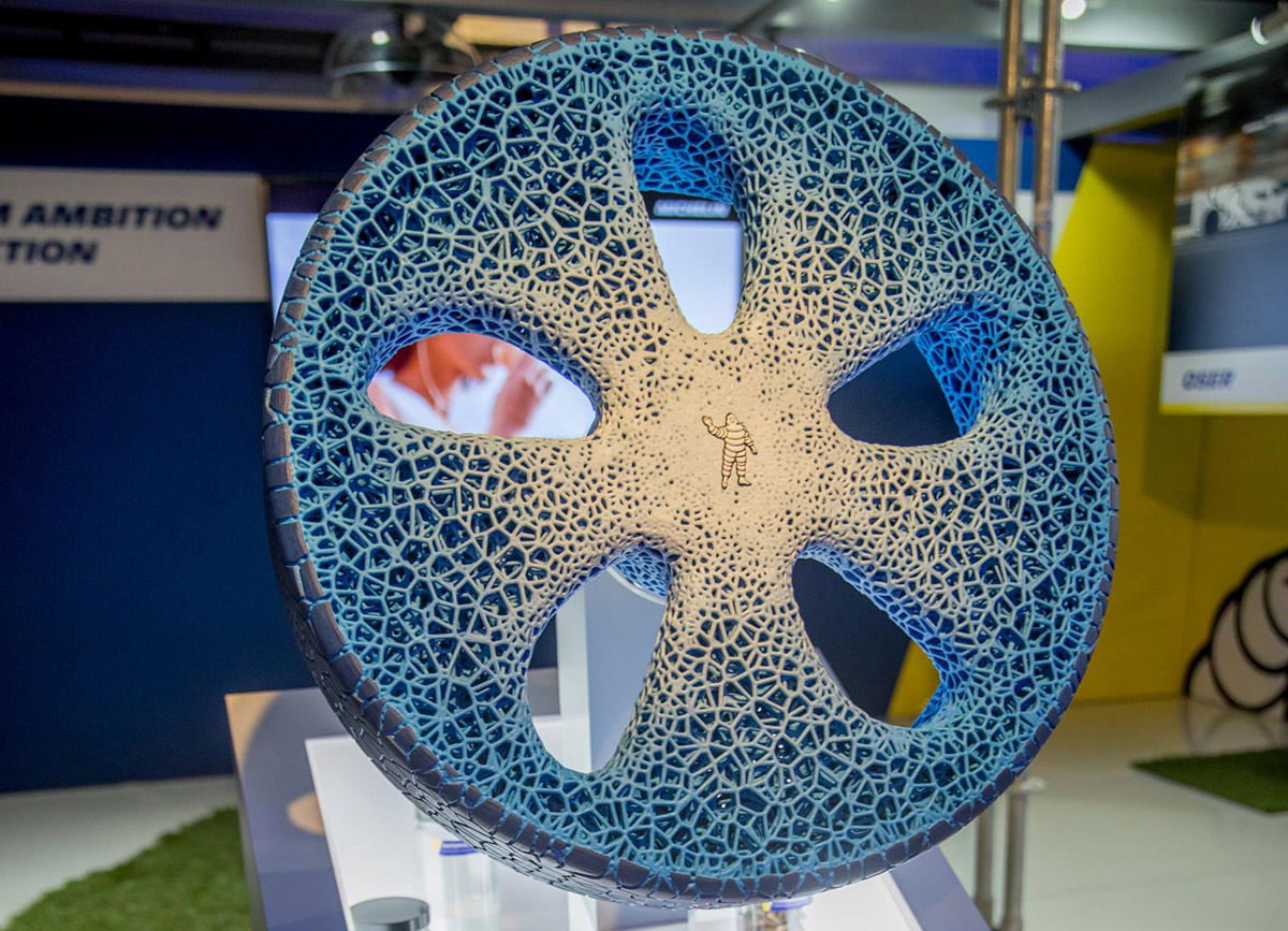 michelin vision concept tire