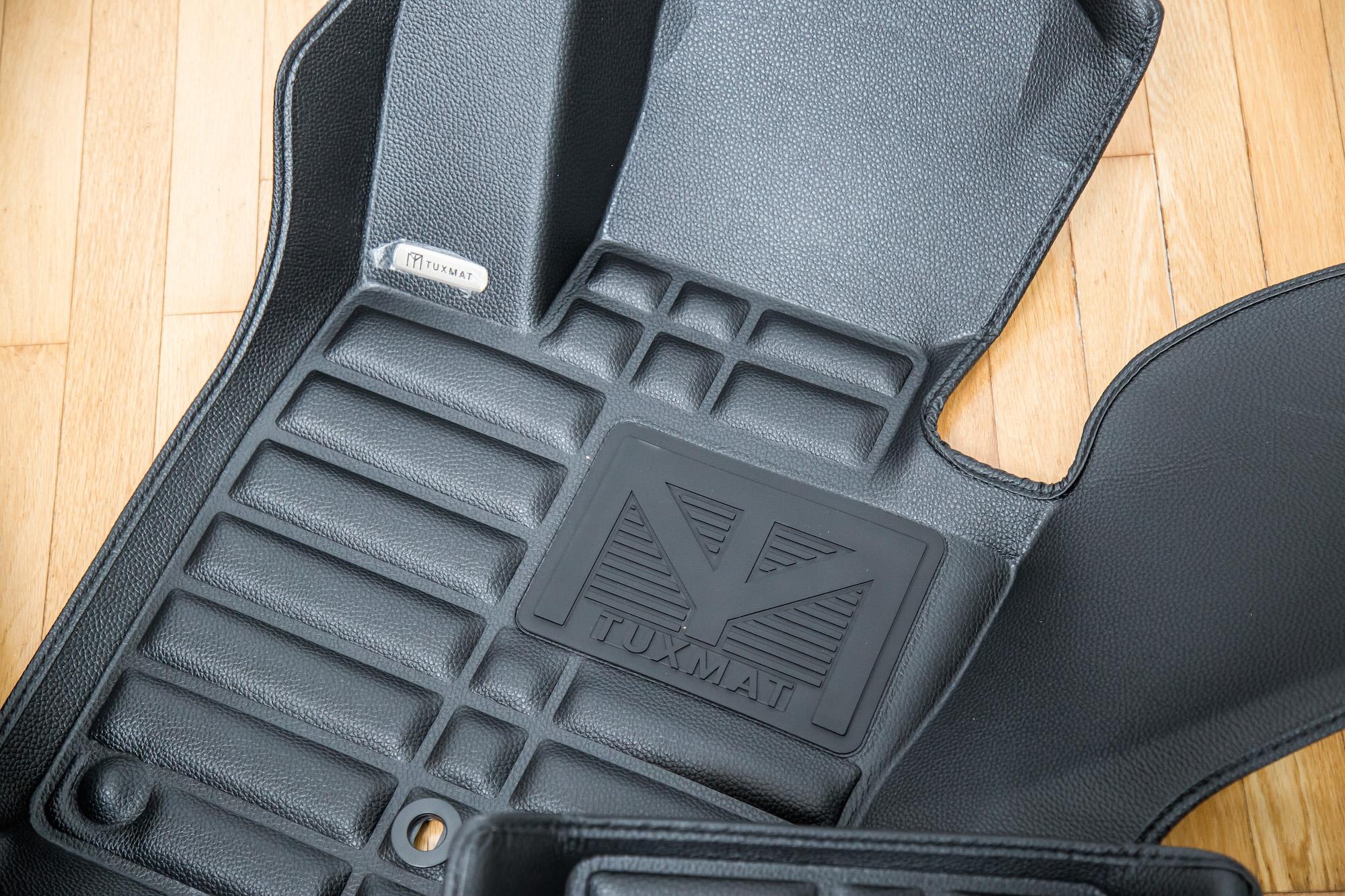 Review: TuxMat Custom Car Floor Mats